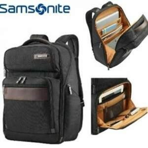Samsonite Kombi Backpack - Sleek, Spacious, Modern
